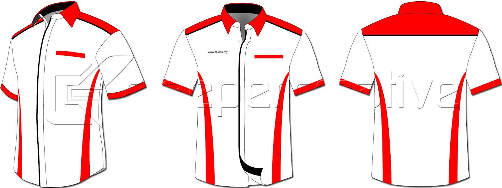 F1 Shirt Design Template